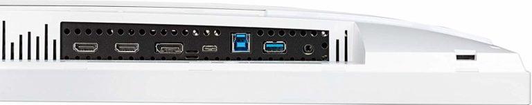 MSI-PS341WU-ports